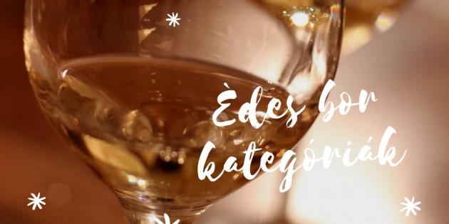 Èdes bor kategóriák